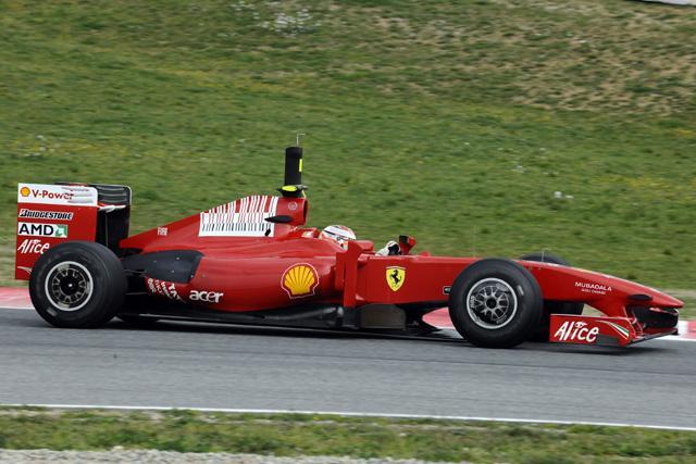 フェラーリ「信頼性はまだまだ」(1)