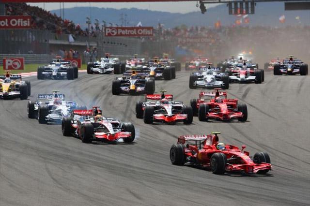 2010年F1に3,000万ポンドの予算制限規定が導入(1)