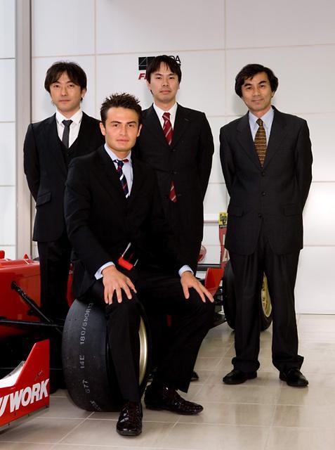 【戸田レーシング】2009年ドライバーにコッツォリーノ、監督に加藤寛規を招聘(1)