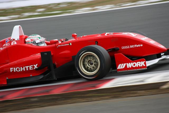 【戸田レーシング】2009年ドライバーにコッツォリーノ、監督に加藤寛規を招聘(3)