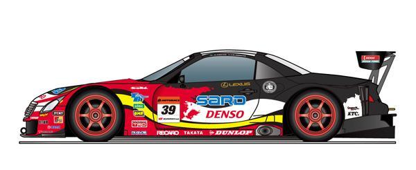 【LEXUS TEAM SARD】LEXUS TEAM SARD、車両とレーシングスーツのカラーリングを公開(1)