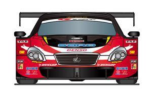 【LEXUS TEAM SARD】LEXUS TEAM SARD、車両とレーシングスーツのカラーリングを公開(2)