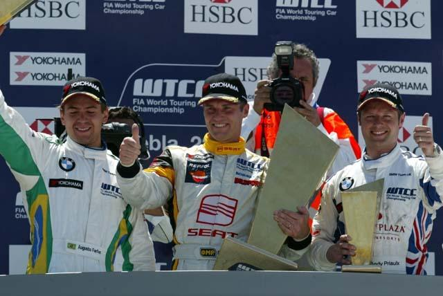 WTCC第3、4戦プエブラ:リデル&イバン・ミュラーでセアトが連勝(1)