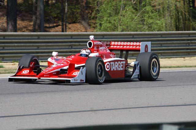 バーバー・モータースポーツパーク合同テスト:ディクソンがトップ(1)