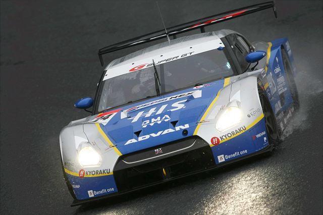 【ADVAN】ADVANレーシングタイヤ、雨の開幕戦を制する(1)