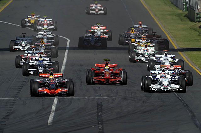 F1開幕戦オーストラリアGP プレビュー(1)