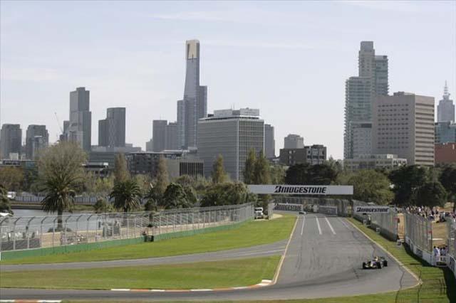 開幕戦オーストラリアはドライレースの見込み(1)