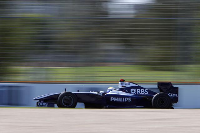 オーストラリアGP金曜ドライバーズコメント:ロズベルグ「FW31はセクター2でのバランスが特にいい」(1)