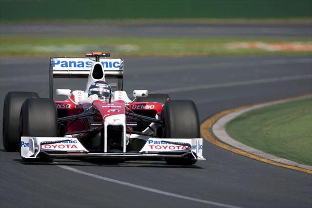 F1開幕戦オーストラリアGPフリー走行3回目:ロズベルグが好調維持のトップタイム、トゥルーリが2番時計(2)