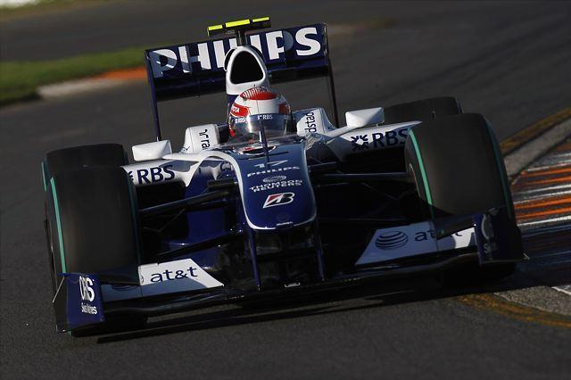 F1開幕戦オーストラリアGPフリー走行3回目:ロズベルグが好調維持のトップタイム、トゥルーリが2番時計(5)