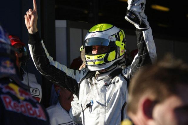 オーストラリアGP土曜ドライバーズコメント:バトン「デビューレースでポールが取れるなんて最高の結果」(1)
