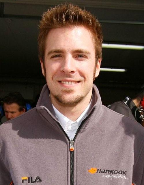 ドミニク・シュワガー、LMSにフェラーリで参戦(3)