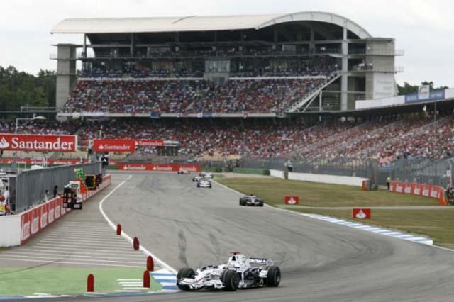 ホッケンハイムでのドイツGPの将来は5月に決定か(1)