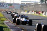 F1 | F1第2戦マレーシアGP:レース前車両重量計測結果