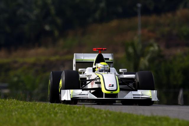 ブラウンGP、中国GPに向けてマシン改良はせず(1)
