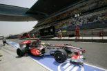 中国GP、バトンが初日最速タイムをマーク。バリチェロも3番手(4)