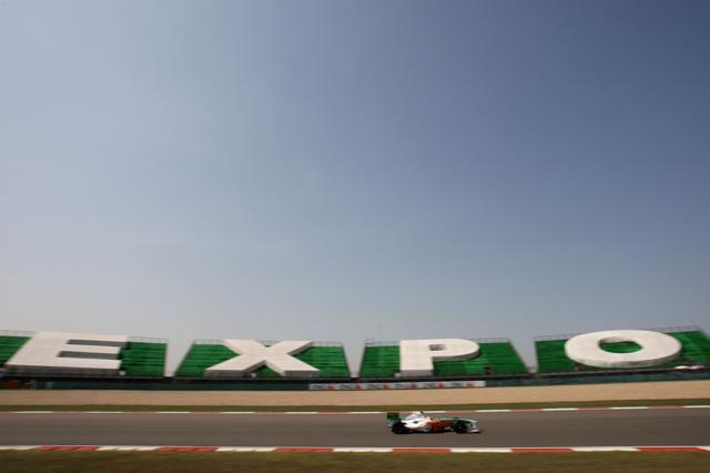 中国GP、バトンが初日最速タイムをマーク。バリチェロも3番手(5)