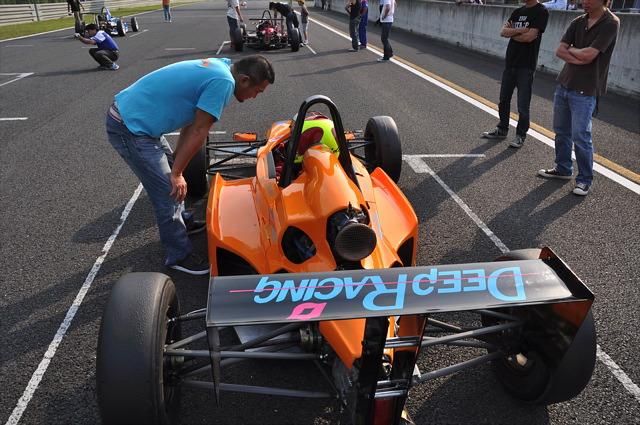 ディープレーシング・ドライバーオーディション2009開催! 参加者募集(2)