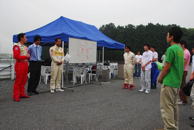 ディープレーシング・ドライバーオーディション2009開催! 参加者募集(3)
