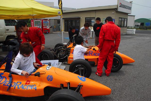 ディープレーシング・ドライバーオーディション2009開催! 参加者募集(4)