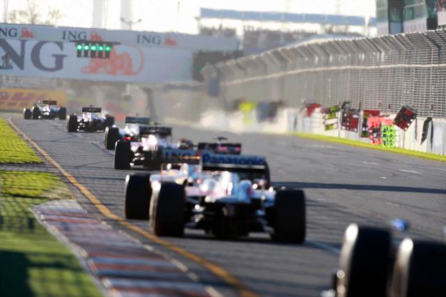 「F1の規則変更は技術革新にマイナス」と研究者(1)