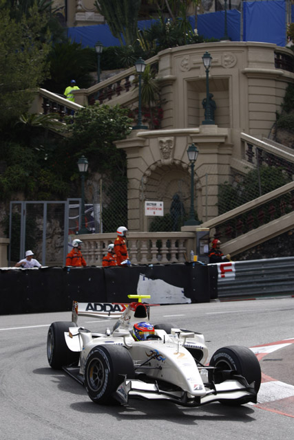 GP2第2戦モナコ予選:グロージャンがポール、可夢偉は17番手(1)