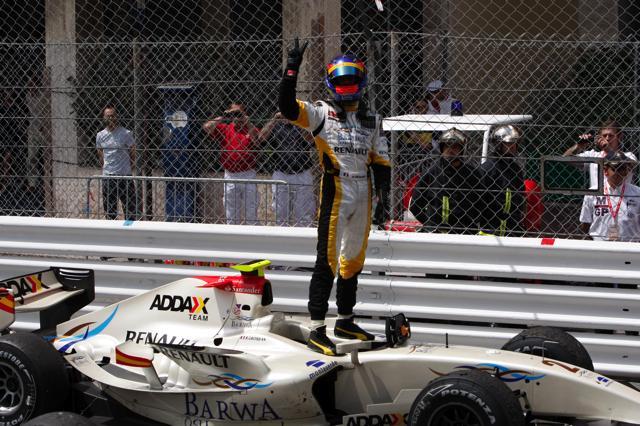 GP2モナコ、グロージャンがポール・トゥ・ウインで第1レースを制す(1)