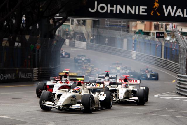 GP2モナコ、グロージャンがポール・トゥ・ウインで第1レースを制す(2)