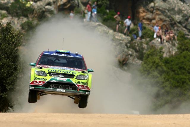 WRCサルディニア、デイ1はフォードのラトバラがトップ(1)