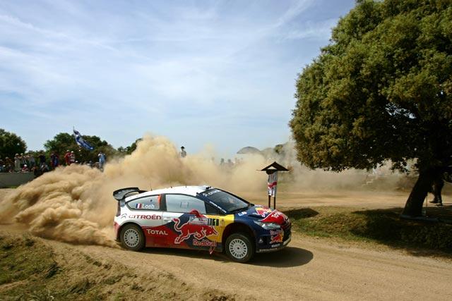 WRCサルディニア、デイ1はフォードのラトバラがトップ(2)