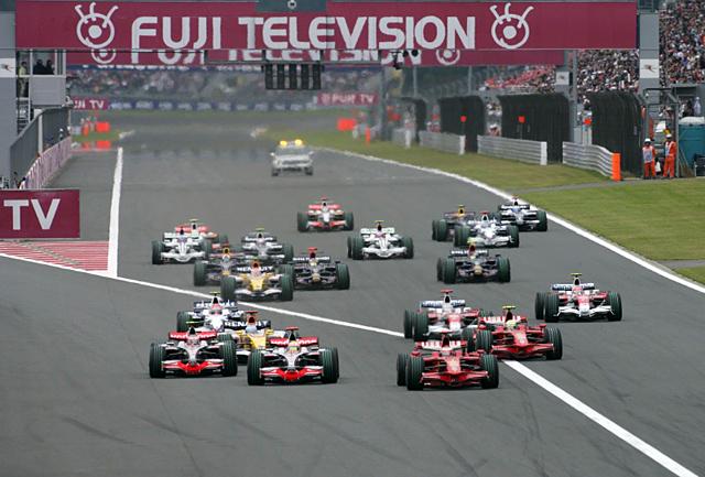 富士SW、F1開催撤退検討の報道も「開催へ準備をすすめている」(1)