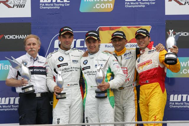 WTCC第9・10戦バレンシア:イバン・ミュラー&ファルファスが優勝(2)