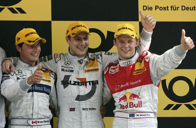DTM第2戦ラウジッツ:パフェットが7番グリッドから優勝(1)