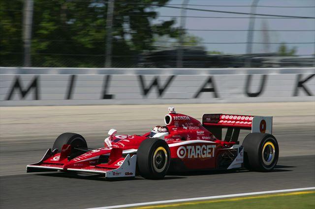 【Honda】スコット・ディクソンが伝統のショートオーバルを制し、今季2勝目(1)