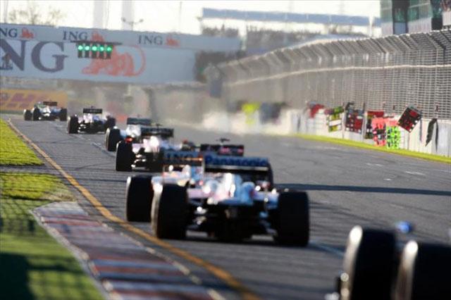 マーチが2010年F1にエントリー(1)