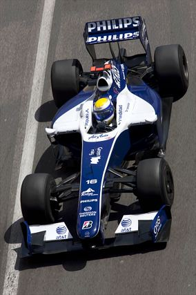 F1第7戦トルコGPフリー走行1:ロズベルグがトップタイムをマーク(1)