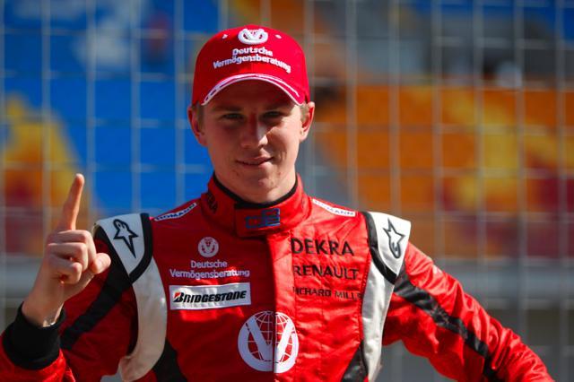GP2トルコ、フルケンベルグが初のポールポジションを獲得(1)