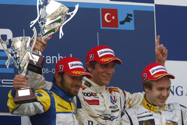GP2第3戦トルコ:第1レースはペトロフが優勝(1)