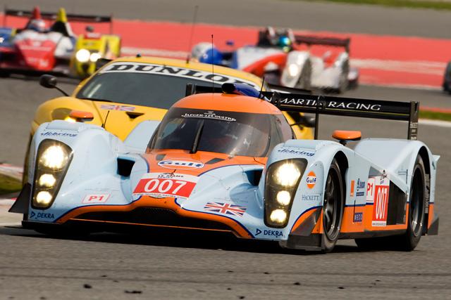 2009 ル・マン24時間レース LMP1参戦車両(3) ローラ-アストンマーチンLMP1
