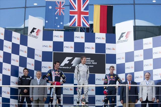 トルコGP日曜ドライバーズコメント:バトン「チーム全員を表彰台に上げたかった!」(1)