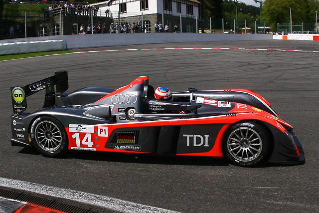 コレス、ル・マン24時間のドライバーを発表 ロッテラーが加入(1)