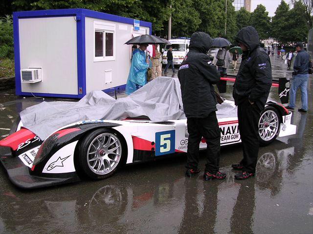 ル・マン24時間:車検で注目ドライバーがレース直前の心境を告白(2)