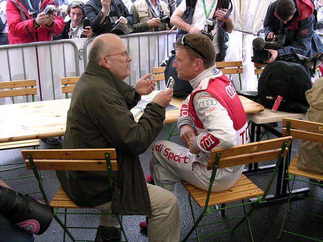ル・マン24時間:車検で注目ドライバーがレース直前の心境を告白(1)