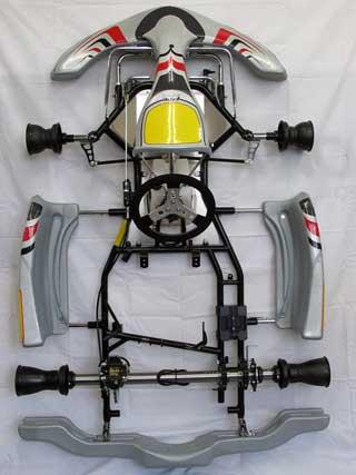 ASスポーツカート:西日本シリーズのレンタルマシンが新車へスイッチ(1)