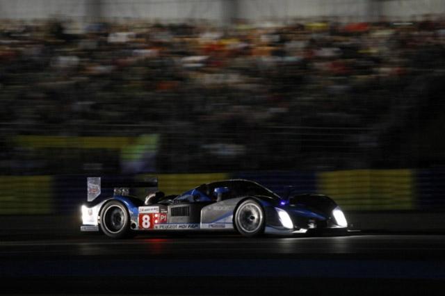 ル・マン予選:プジョー/サラザンが逆転ポール(1)