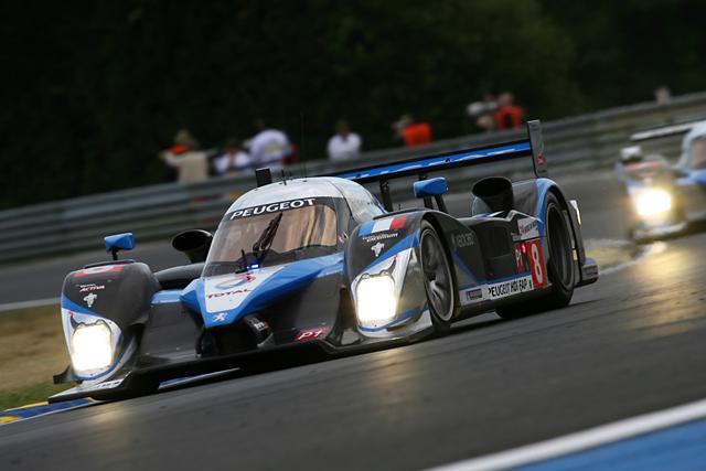 8号車プジョー、逆転で09年ル・マンのポール獲得 1号車アウディが続く(1)