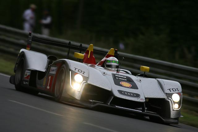 8号車プジョー、逆転で09年ル・マンのポール獲得 1号車アウディが続く(3)