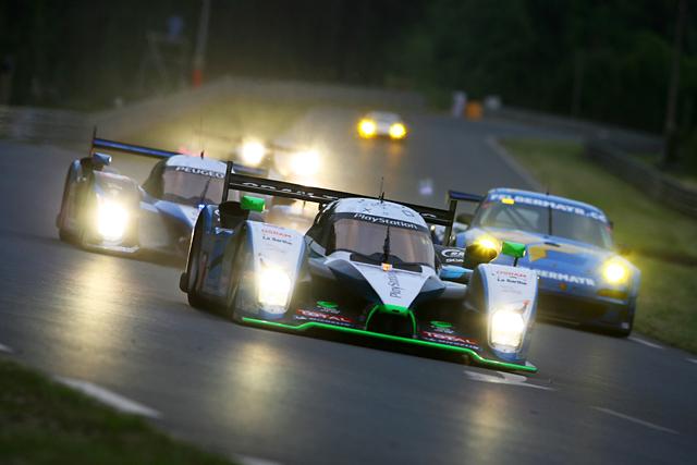 8号車プジョー、逆転で09年ル・マンのポール獲得 1号車アウディが続く(4)