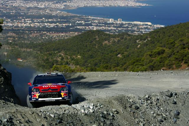 WRCアクロポリス・デイ1:ラトバラのコースアウトでヒルボネンが首位に(3)