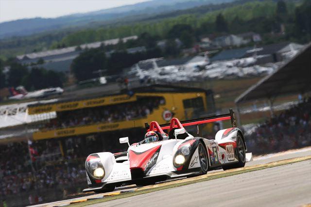 ル・マン24時間レース決勝日2